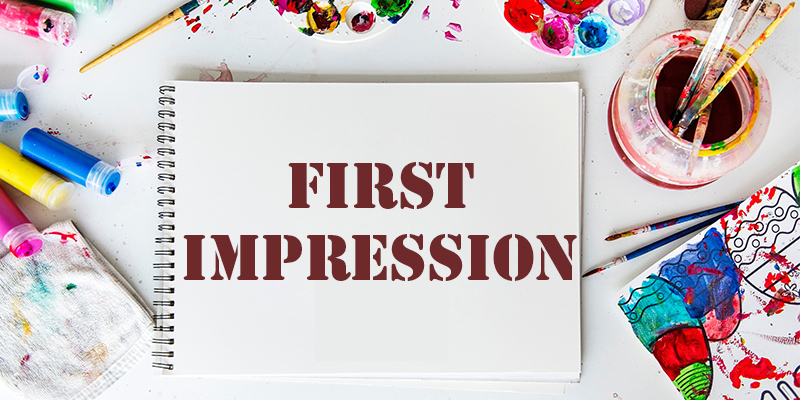 First Impression On Your Brand Influence