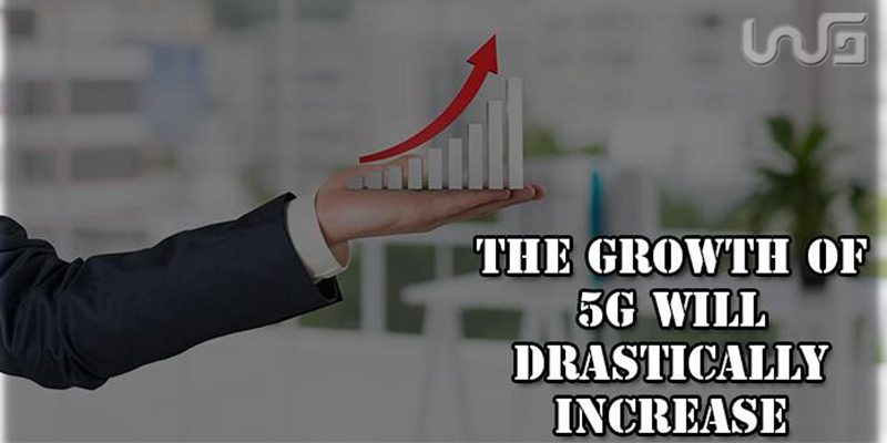 growth of 5G